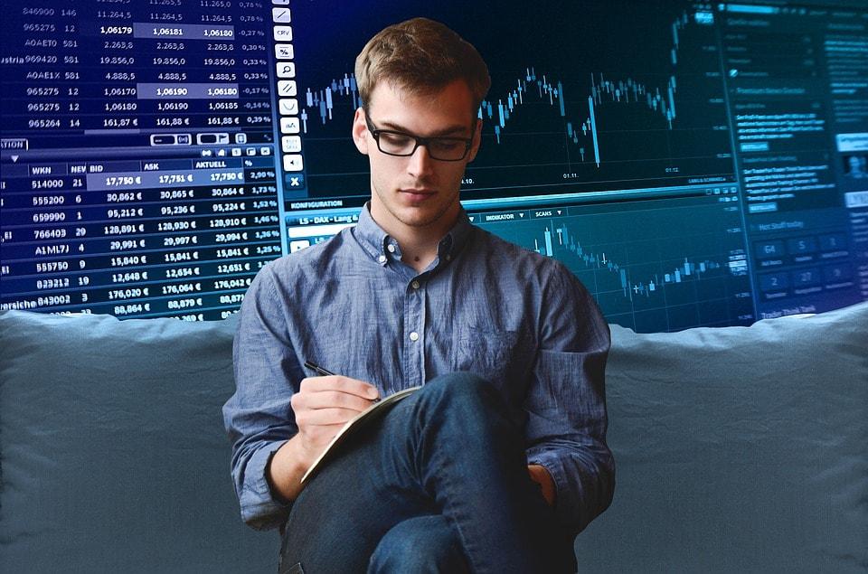 memilih broker trading emas online yang terbaik dan terpercaya