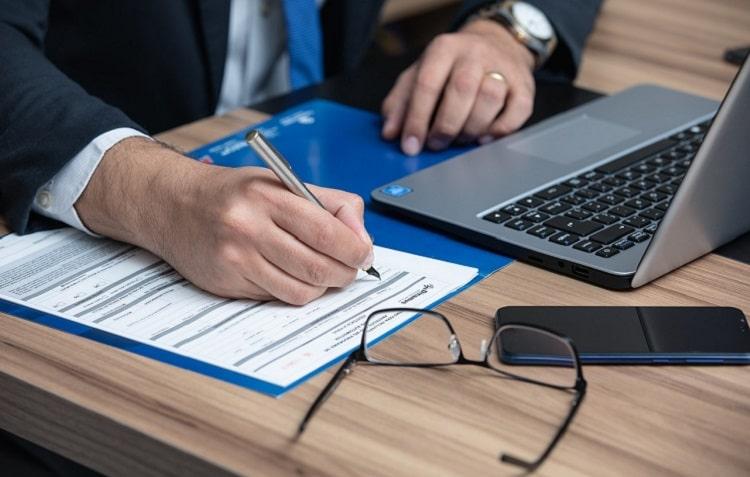 Periksa Kantor Broker dan Uji Layanan Konsumen